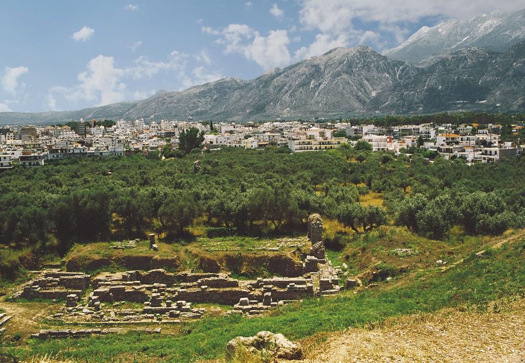 Sparta, Peloponez, Grecja